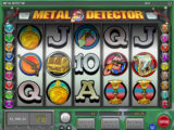 Online herní automat Metal Detector bez stahování