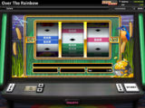 Obrázek z herního automatu Over the Rainbow