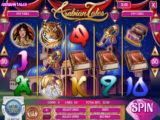 Online casino automat Arabian Tales zdarma, bez vkladu