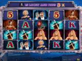 Zahrajte si online casino automat Cabaret Nights zdarma