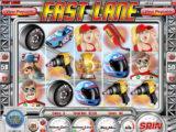Casino automat Fast Lane zdarma, bez vkladu