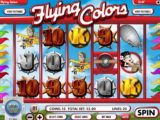 Online casino automat Flying Colors zdarma
