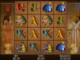 Casino automat Gods of Giza zdarma