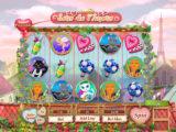 Online casino automat Jour de l'Amour od společnosti GamesOS