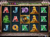 Obrázek z herního automatu Red Cliffs
