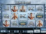 Casino automat Scandinavian Hunks zdarma