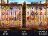 Online casino automat Temple of Luxor zdarma