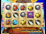 Casino automat Viking and Striking zdarma