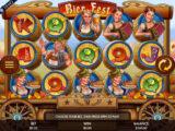 Casino automat Bier Fest online, zdarma