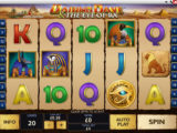 Casino automat Daring Dave and The Eye of Ra od společnosti Playtech