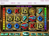 Casino automat Gods of the Nile II zdarma