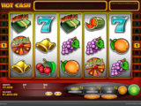 Casino automat Hot Cash online