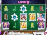 Zábavný casino automat Love U online