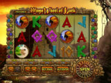 Online herní automat Maya Wheel of Luck