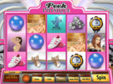 Online casino automat Peek Physique