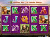 Casino automat West Journey Treasure Hunt