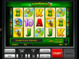 Online casino automat Bugs'n Bees