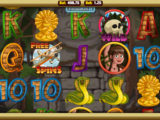 Zahrajte si casino automat Cave Raiders HD zdarma