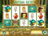 Roztočte válce zábavného casino automatu Egyptian Riches zdarma
