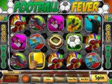 Online casino automat Football Fever zdarma