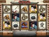 Online herní automat Geisha bez vkladu