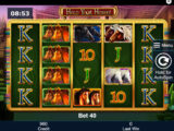 Online casino automat Hold Your Horses zdarma