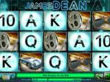 Obrázek z casino automatu James Dean zdarma