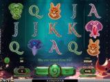 The Wish Master herní online automat bez vkladu