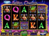 Zábavný casino automat Arabian Charms