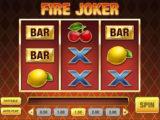 Herní automat Fire Joker bez vkladu