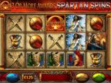 Herní automat Fortunes of Sparta bez vkladu