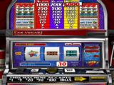 Online casino automat Lucky 7 bez vkladu od společnosti Betsoft