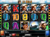Online casino automat Navy Girl