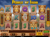 Herní automat Pearls of India online
