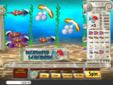 Online casino automat Mermaid Serenade zdarma