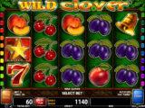 Obrázek z herního automatu Wild Clover