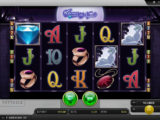 Online herní automat Gems of the Night zdarma