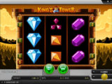Online casino automat King´s Tower zdarma