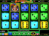 Online casino automat Burning Dice zdarma, bez vkladu