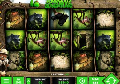 Online herní automat Dr. Magoo´s Adventure zdarma