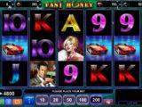 Zábavný online casino automat Fast Money zdarma