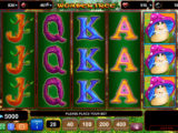 Online casino automat Wonder Tree zdarma