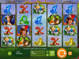 Zábavný casino automat Alice in Wonderslots