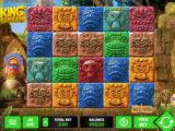 Obrázek z online automatové casino hry King Bambam