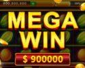 Velká výhra na automatu v kasínu