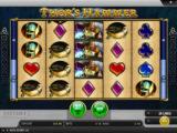 Roztočte válce online casino automatu Thor´s Hammer zdarma