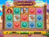 Roztočte válce online casino automatu Golden Lamp zdarma