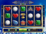 Online herní automat Jewels World zdarma