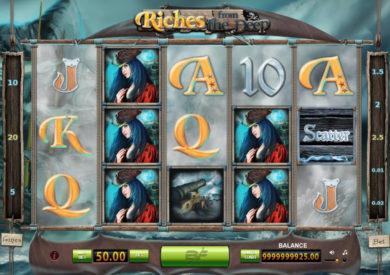 Zahrajte si casino automat Riches from the Deep zdarma