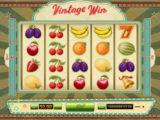 Casino automat Vintage Win bez vkladu
